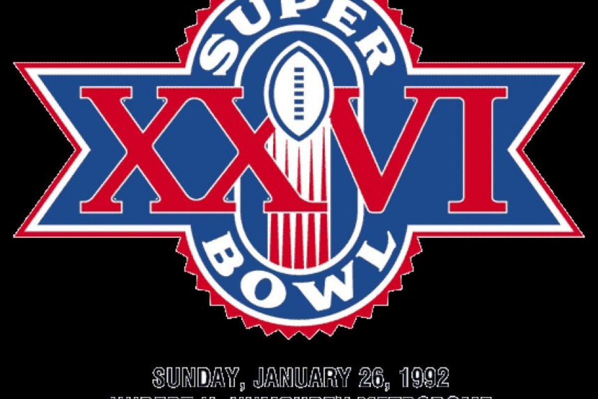 Super Bowl XXVI Foto:Twitter