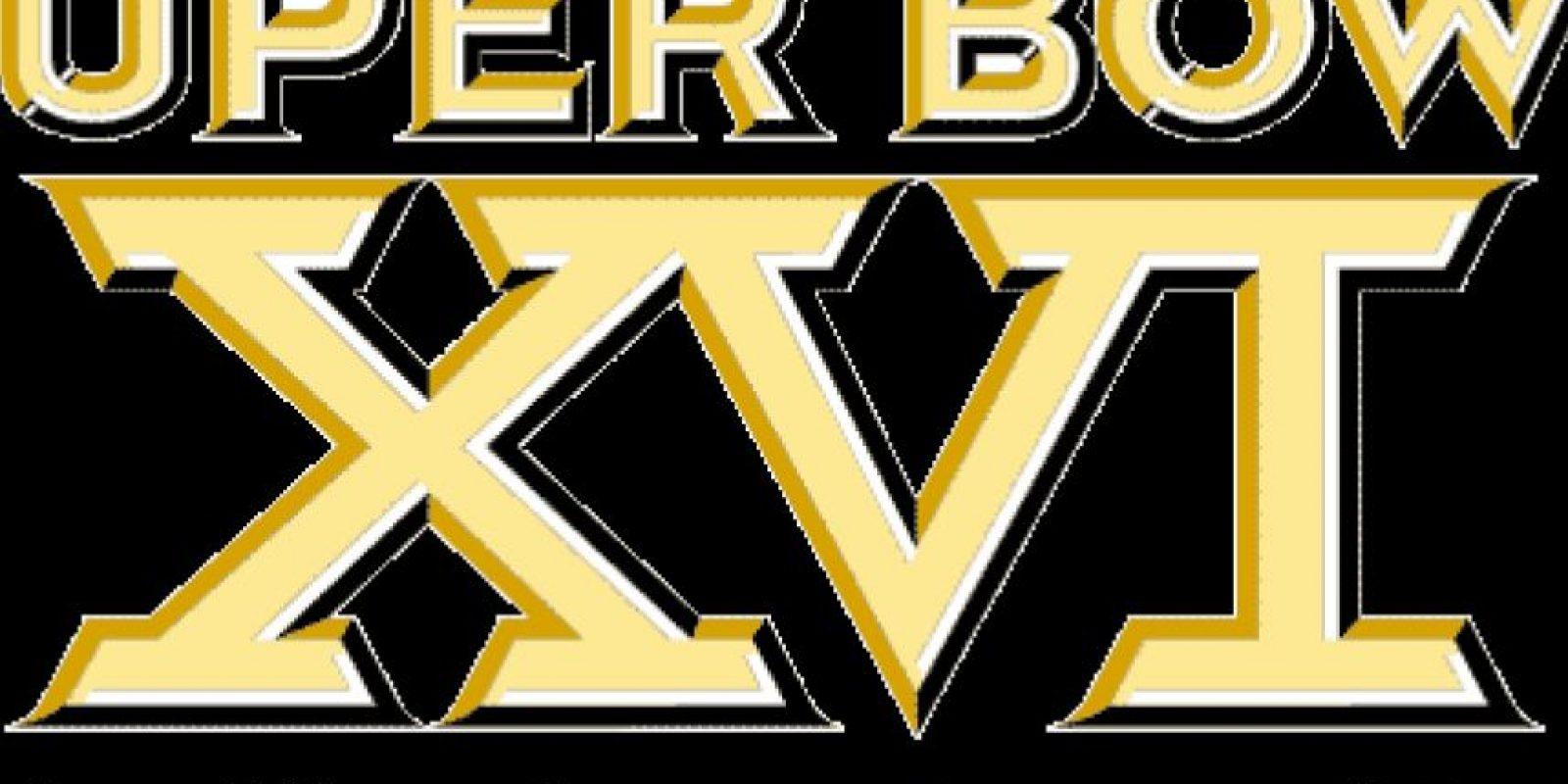 Super Bowl XVI Foto:Twitter