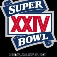 Super Bowl XXIV Foto:Twitter