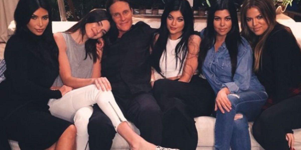Confirman que el padrastro de Kim Kardashian se está transformando en mujer