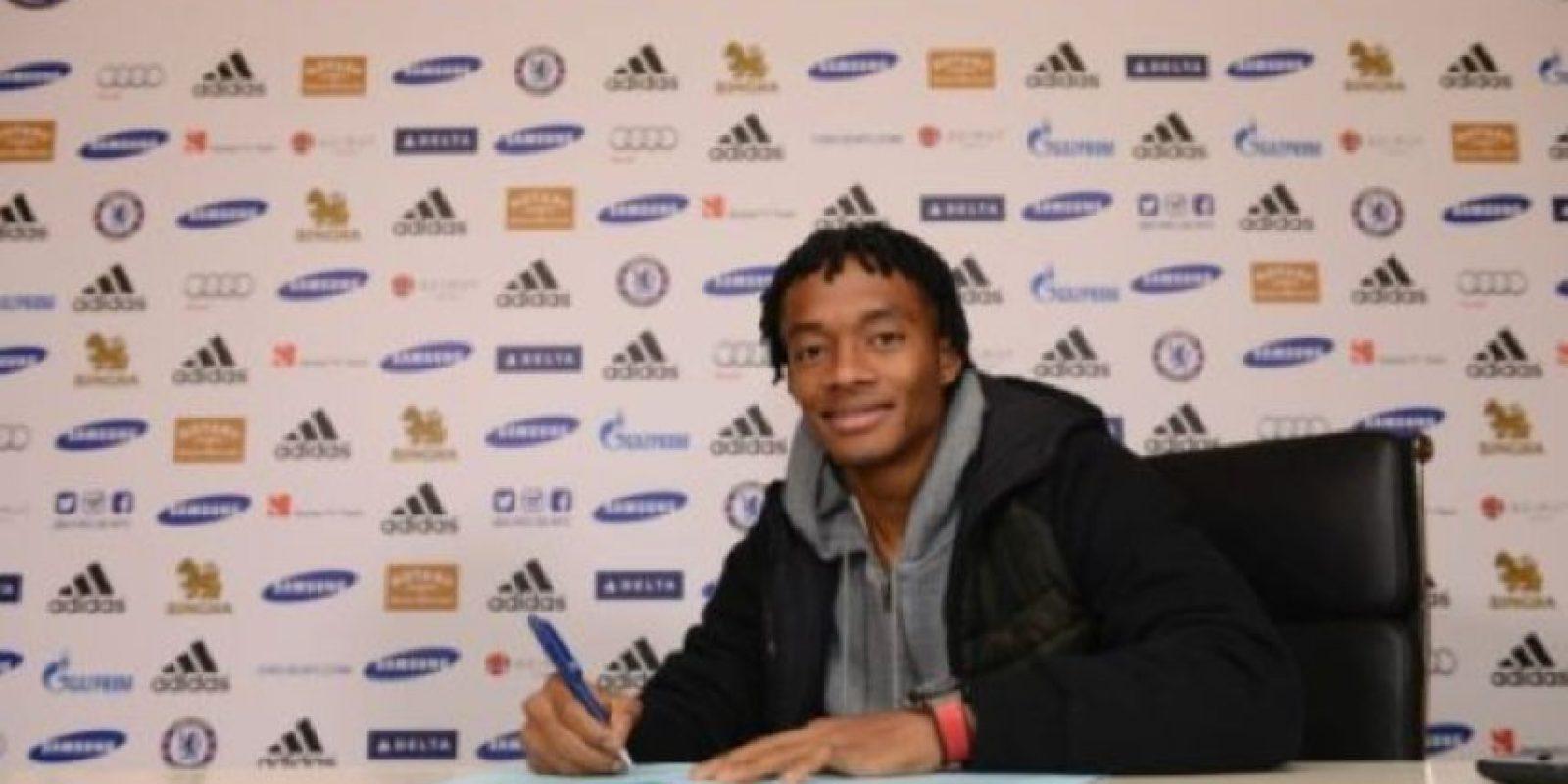 Foto:Cortesía página oficial de Chelsea FC