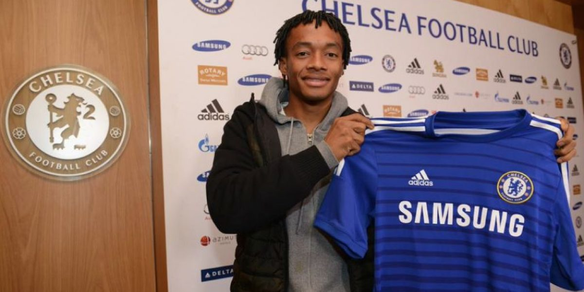 ¡ATENCIÓN! Se confirmó la llegada de Cuadrado al Chelsea