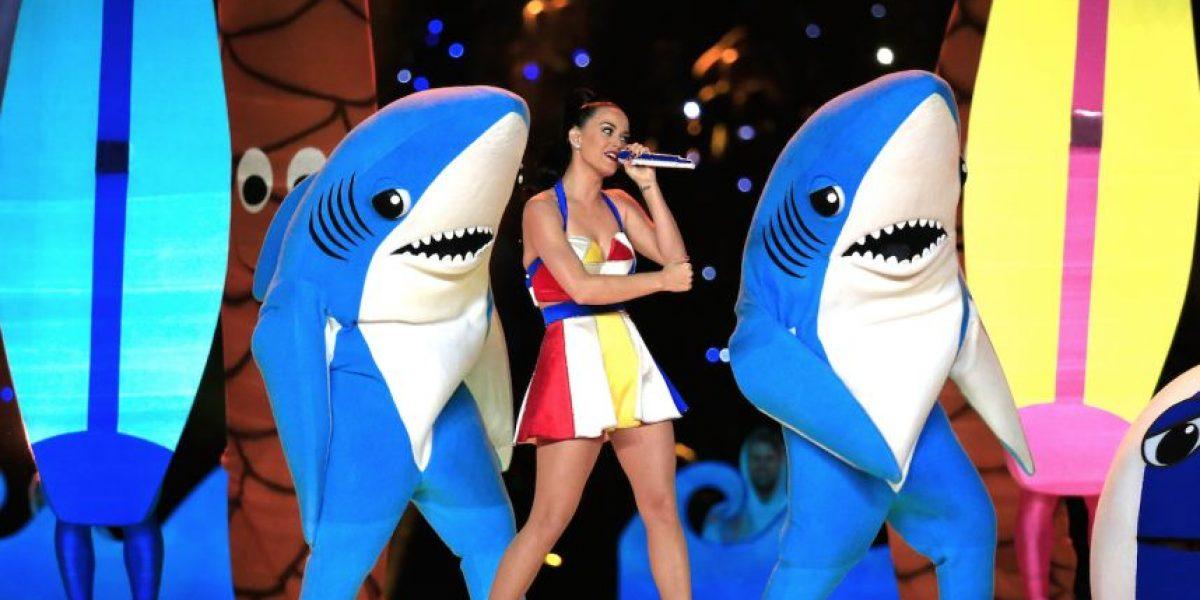 FOTOS: ¿Sensuales? Conozcan el verdadero rostro de los tiburones de Katy Perry