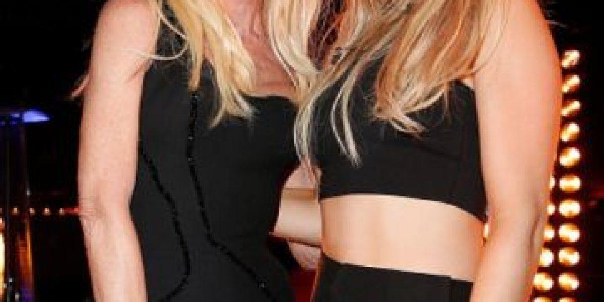 FOTOS: Donatella Versace vuelve a espantar con su nueva aparición