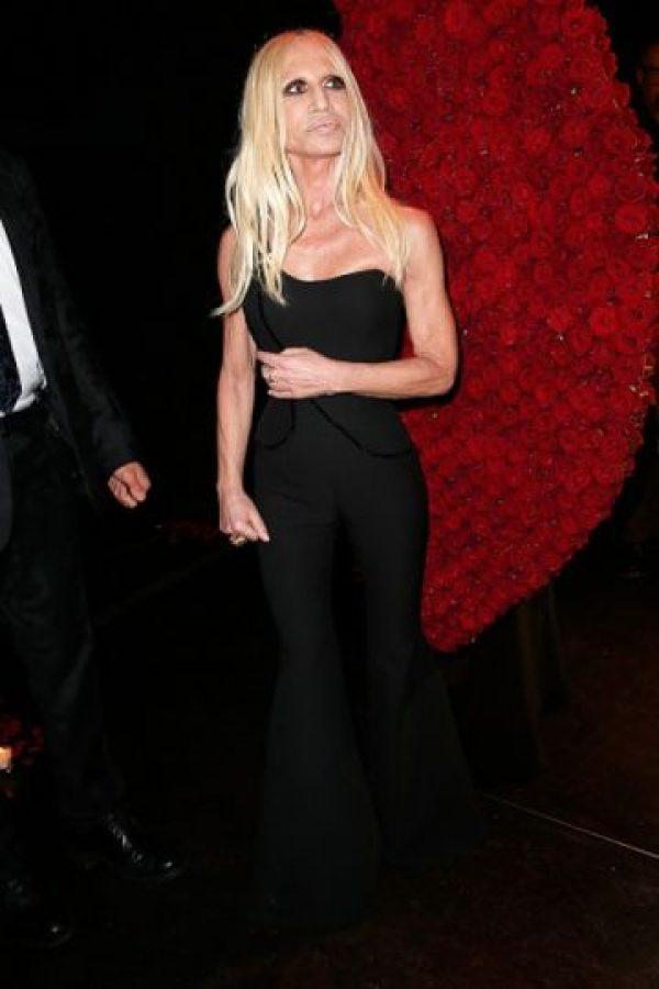 Alimentó de nuevo los rumores de anorexia. Foto:Getty Images