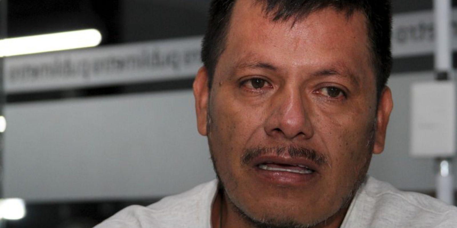 Clemente Rodríguez, padre de Cristian Alfonso Rodríguez Foto:Nicolás Corte – Publimetro México