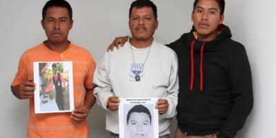 De izquierda a derecha: Fernando, Clemente Rodríguez y José Solano Foto:Nicolás Corte – Publimetro México