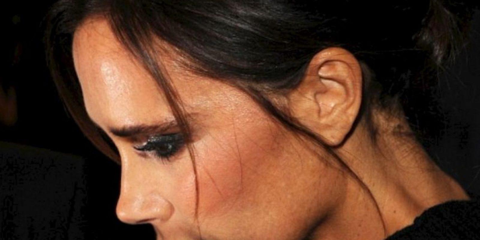 Victoria Beckham inició la tendencia. Foto:Getty Images