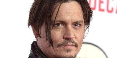 Menos Johnny Depp Foto:Getty Images