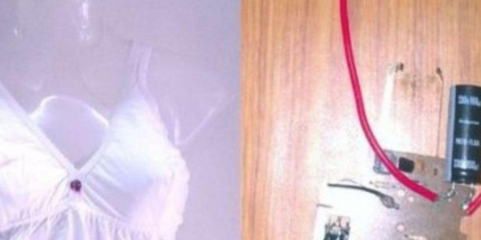 Ropa interior para electrocutar pervertidos Foto:Tumblr