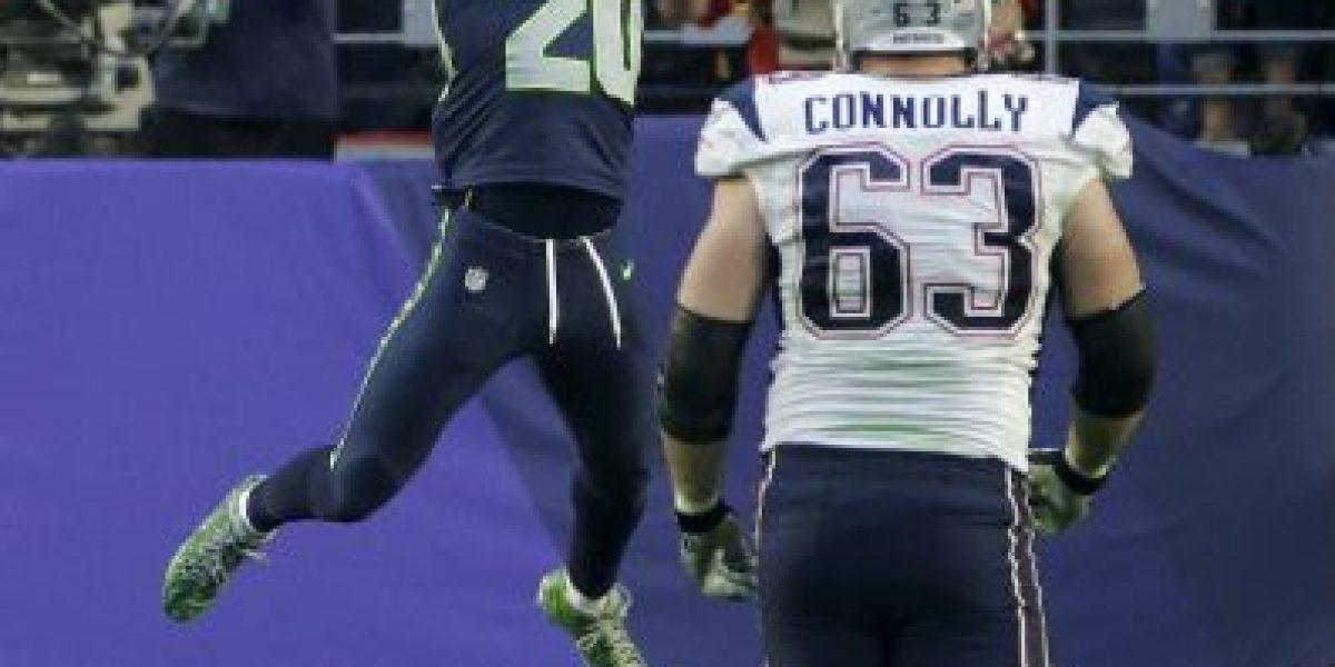 VIDEO: Terrible fractura de Jeremi Lane en el Super Bowl XLIX