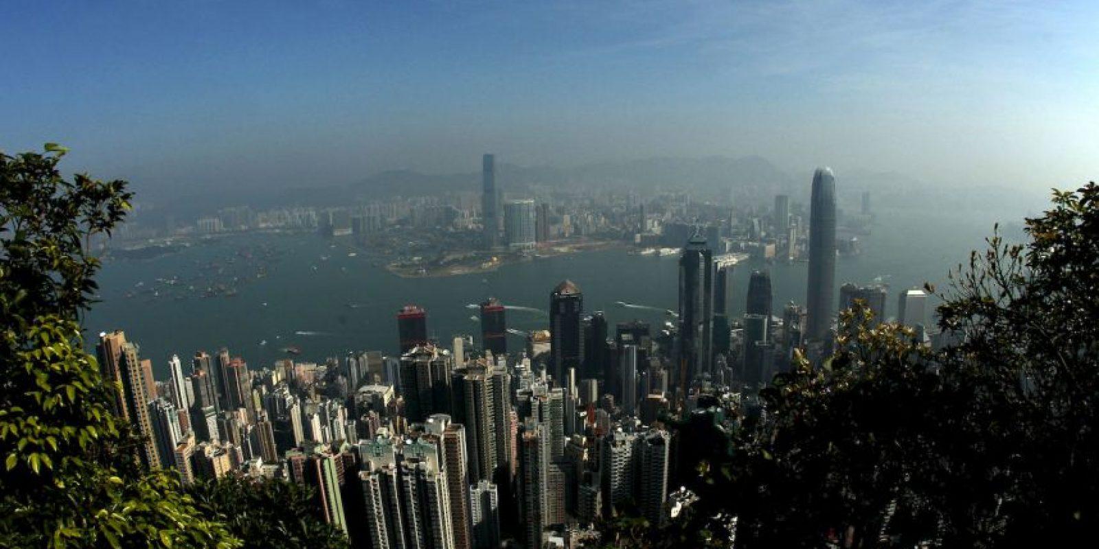 1. Hong Kong Foto:Getty