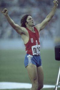 Esta fue su participación en los Juegos Olímpicos de 1976 Foto:Getty Images