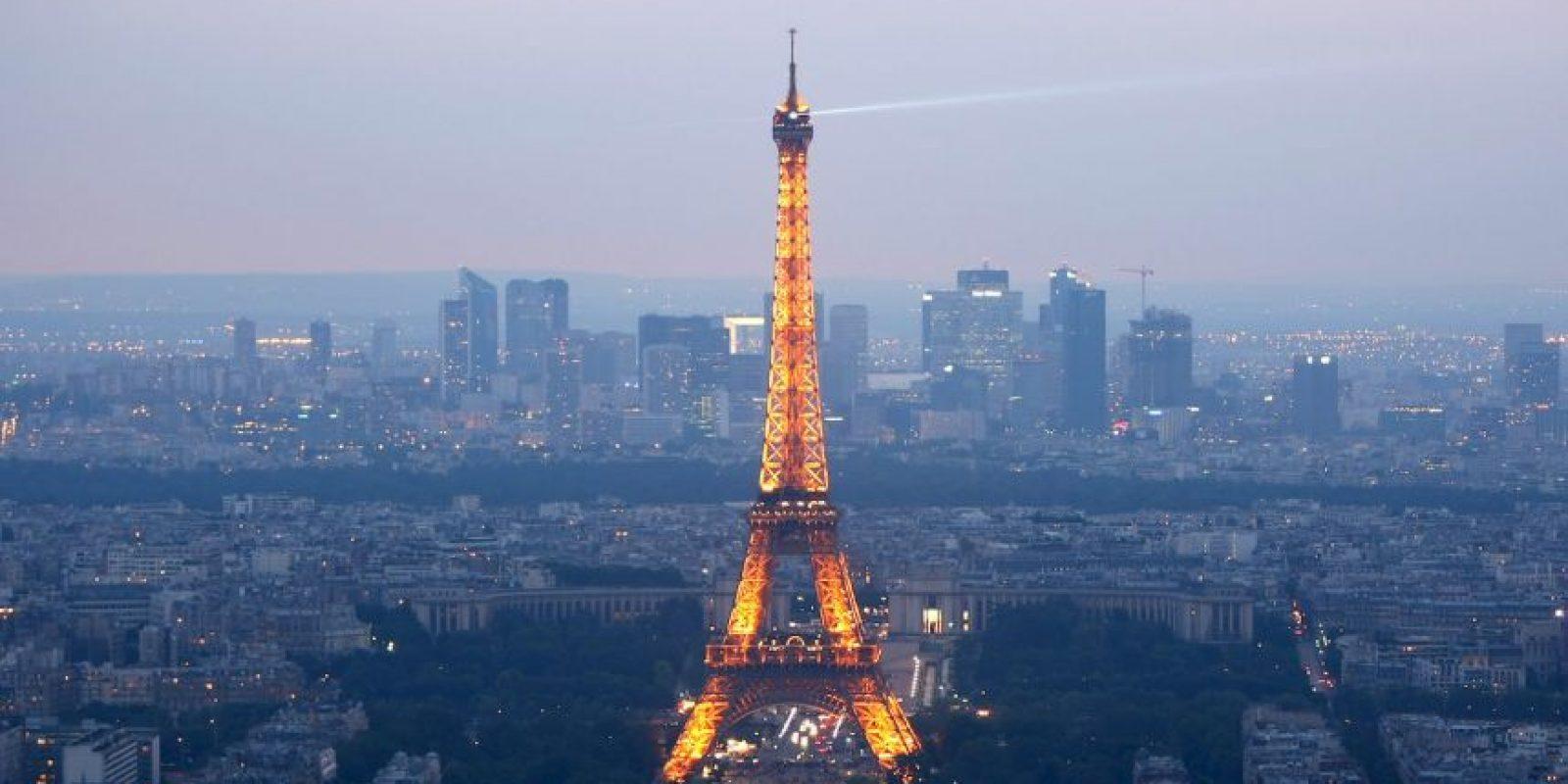 5. París, Francia Foto:Getty