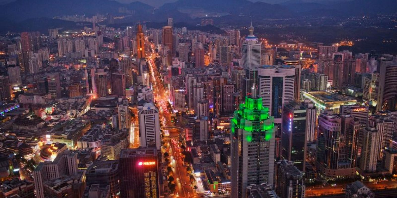 8. Shenzhen, China Foto:Getty