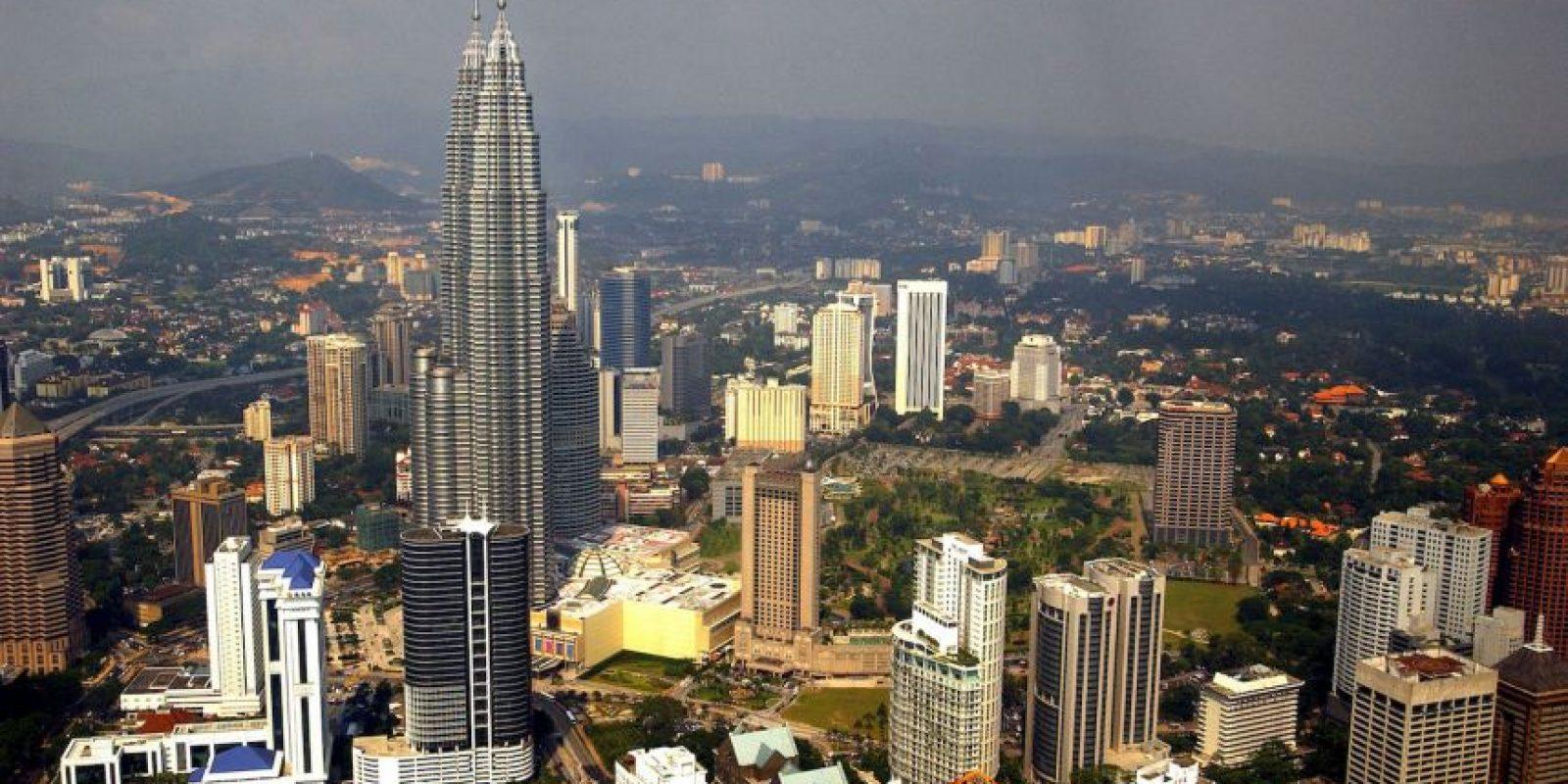 9. Kuala Lumpur, Malasia Foto:Getty