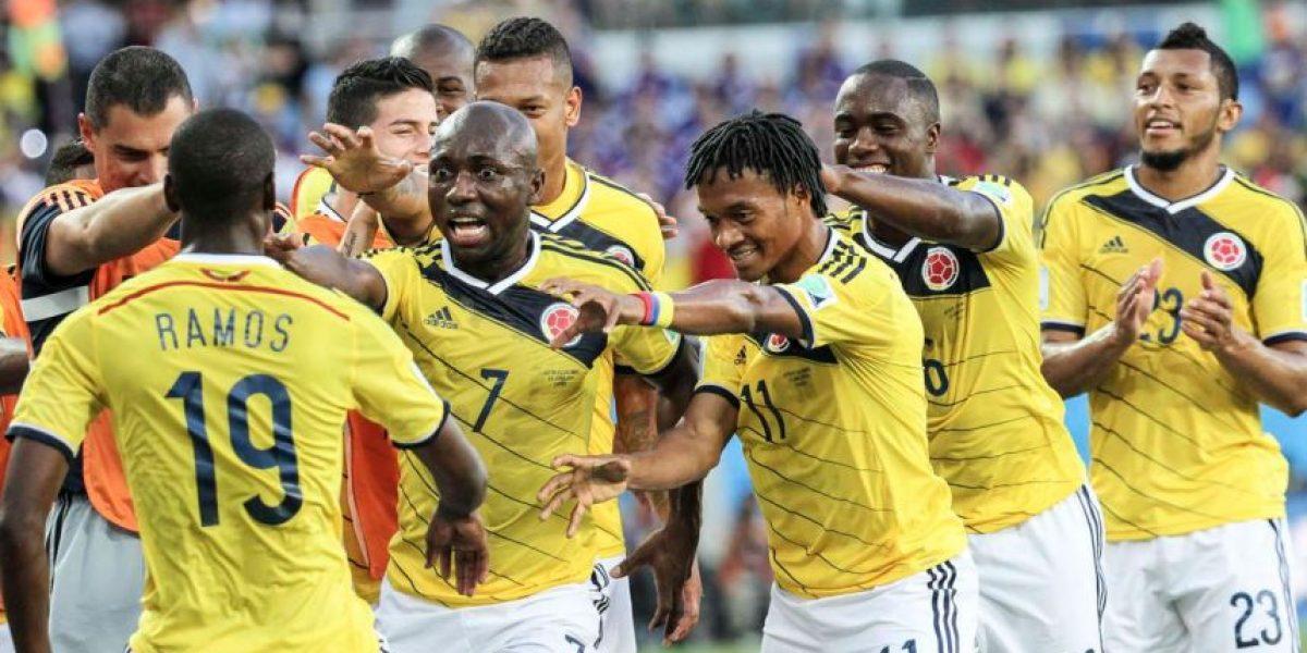 Casi confirmada la nueva camiseta de la selección Colombia