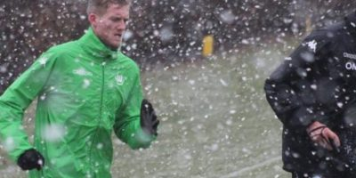 Schürrle fichó por el Wolfsburgo alemán, quien habría pagado 38 millones de dólares. Foto:twitter.com/VfL_Wolfsburg