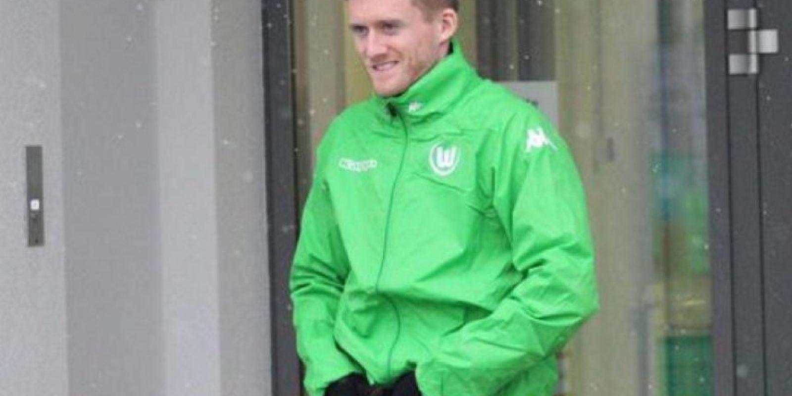 André Schürrle – Alemania Foto:twitter.com/VfL_Wolfsburg