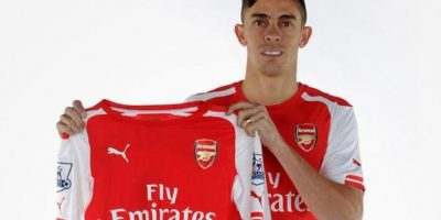 El defensa brasileño llegó al Arsenal inglés proveniente del Villareal de España por 17 millones de euros. Foto:twitter.com/Arsenal