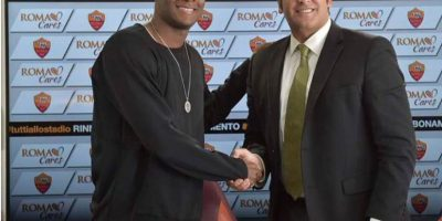 Victor Ibarbo – Colombia Foto:twitter.com/OfficialASRoma