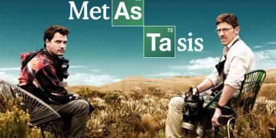 'Metástasis' es la versión colombiana de la aclamada 'Breaking Bad'. Diego Trujillo es el el profesor Walter Blanco. En Colombia fue estrenada después de proyectarse con éxito en otros países. Foto:Caracol