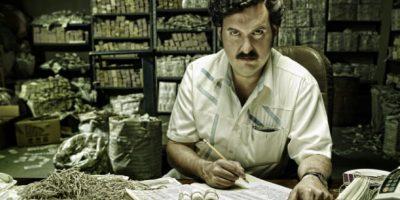 Un gran éxito tuvo la serie Escobar el patrón del mal, presentada por el canal Caracol. Fue basada en la historia de Pablo Escobar. Foto:Caracol