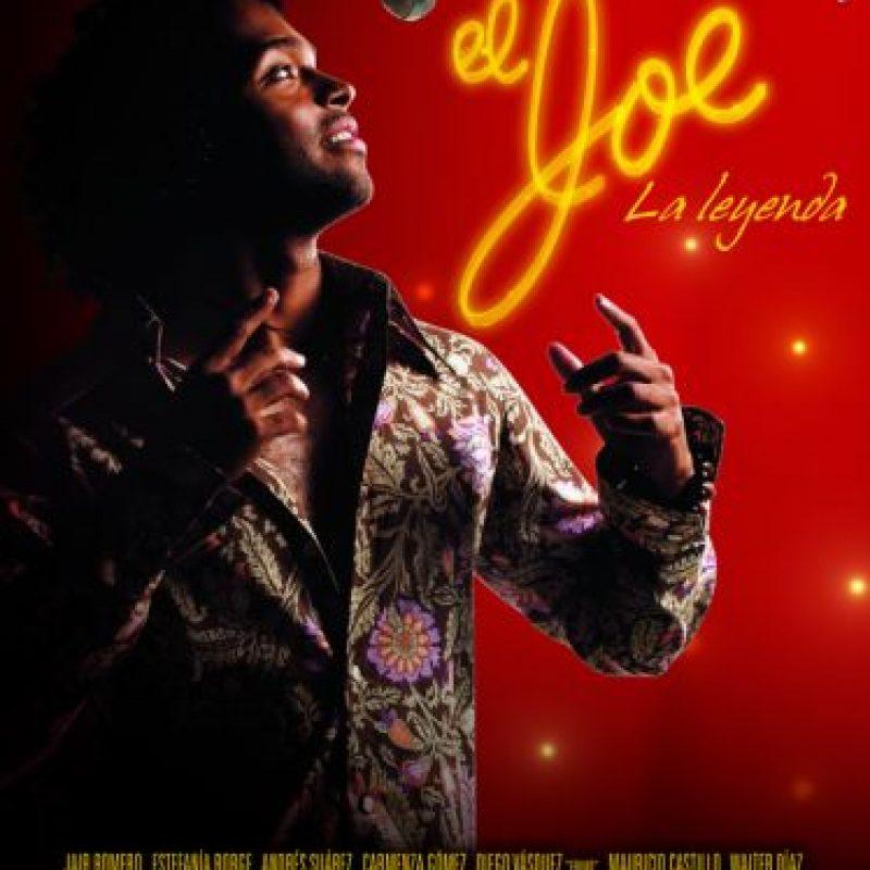El Joe, la leyenda fue la bionovela presentada por el canal RCN, que mostró detalles de la vida del Joe Arooyo. Foto:RCN