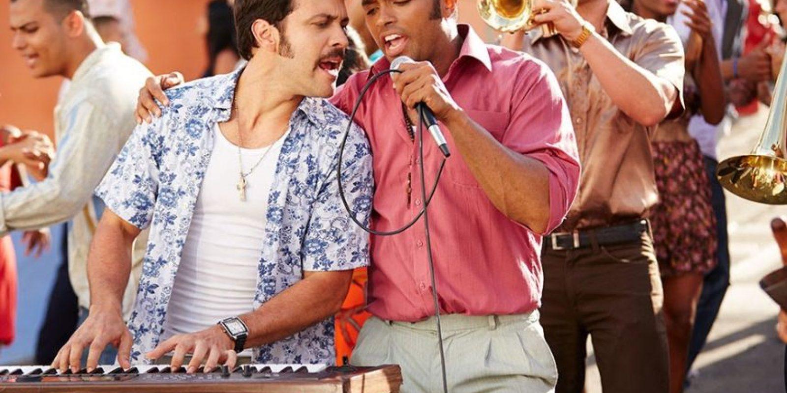 Niche fue protagonizada por Jair Romero y estuvo basada en la exitosa agrupación.