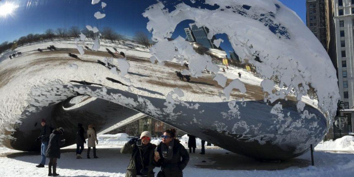 Tormenta invernal deja varados a cientos de pasajeros