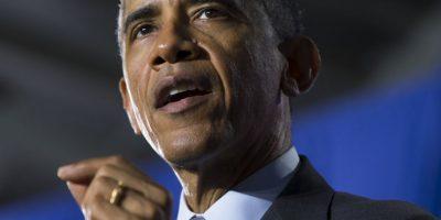 Obama presentó su presupuesto para 2016. Foto:AP