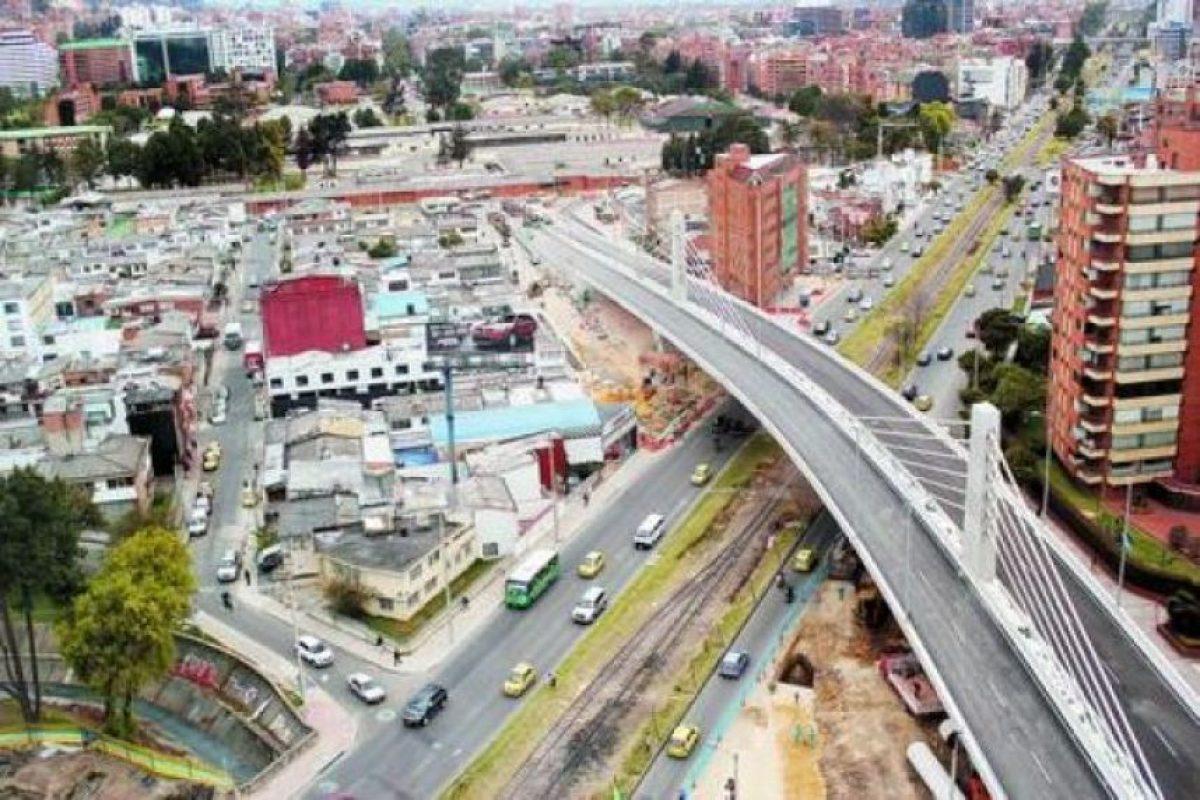 Puente de la 106 Foto:Archivo