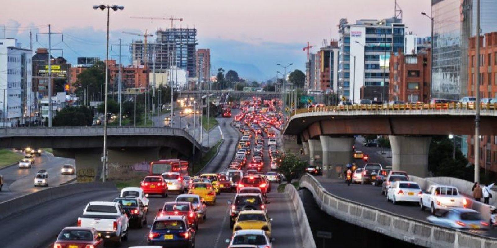 Puente de la 92 Foto:Panoramio.com