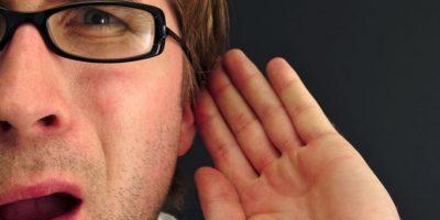 2. Prohibido limpiarse los oídos con bastones de algodón o algún otro instrumento. Foto:Tumblr.com/tagged-sordera