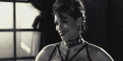 "Rosario Dawson es ""Gail"" en ""Sin City"" Foto: Dimension Films"