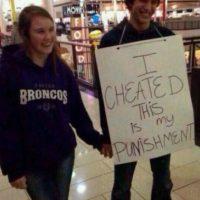 La que humilla a su novio de esta manera Foto:Funnie st.