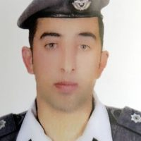 Moaz al-Kassasbeh, piloto jordano. Foto:AFP