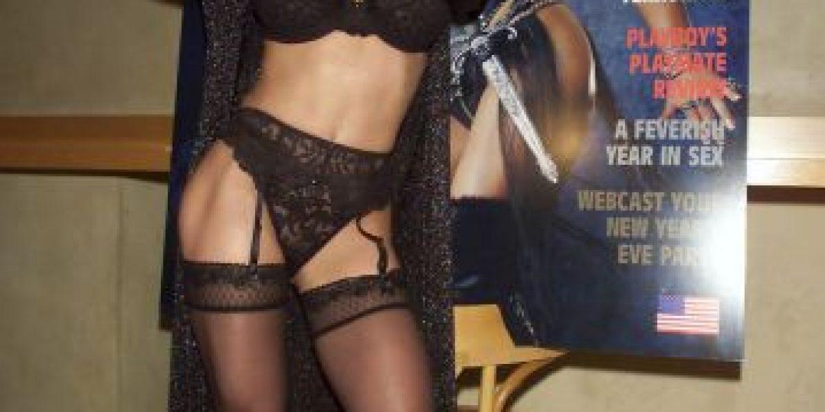 Exluchadora y actriz porno en polémica con la WWE