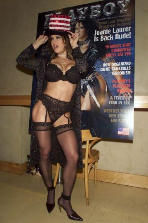 Chyna se siente marginada del Salón de la Fama por hacer cine para adultos Foto:Getty