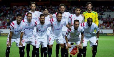 Sevilla es cuarto lugar de España Foto:Getty