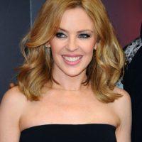 Kylie Minogue- Padeció cáncer de seno en 2005. Foto:Getty