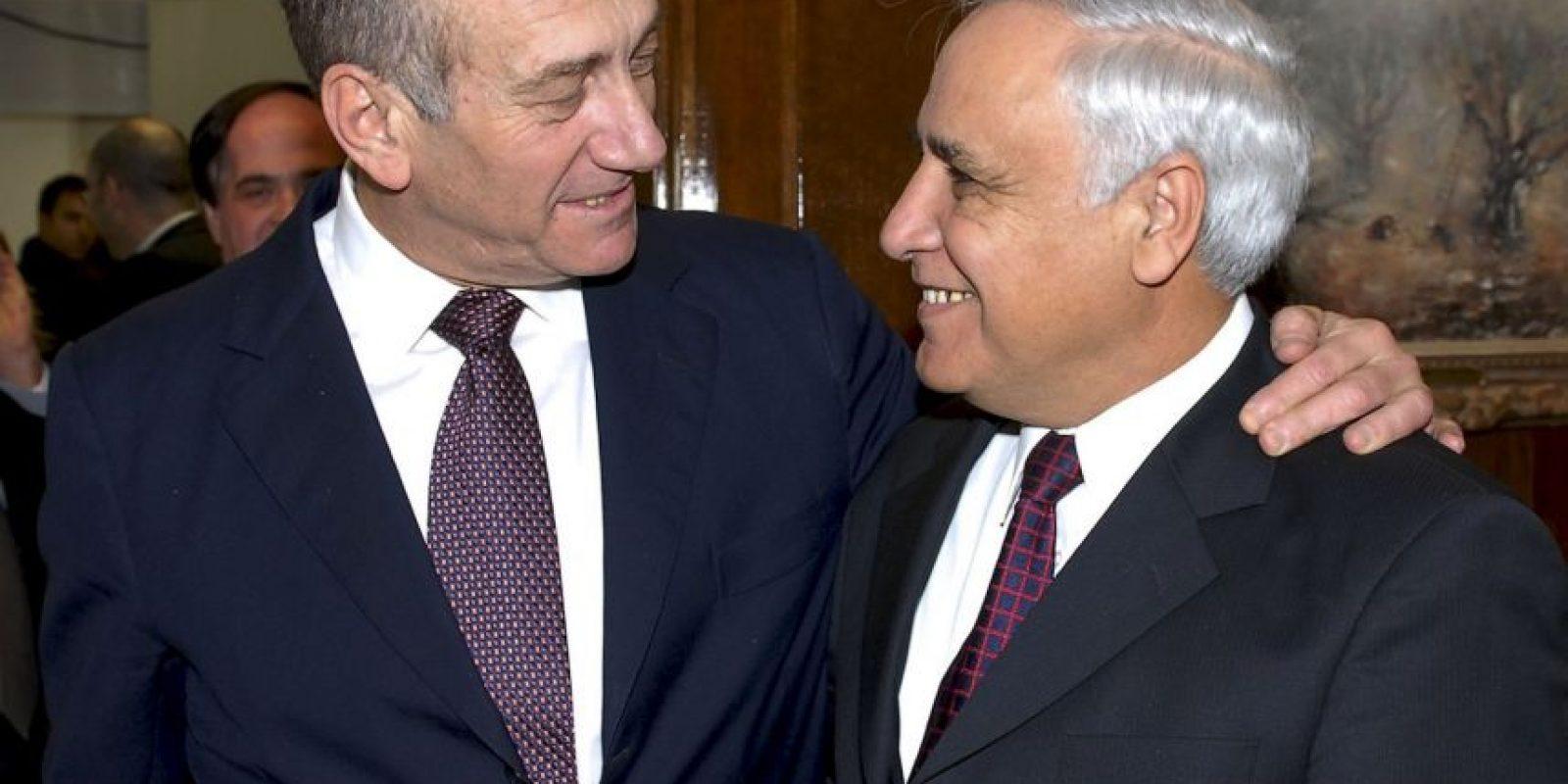 Moshe Katsav Foto:Getty Images