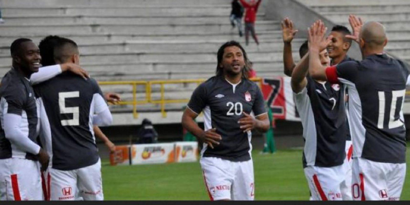 Foto:Cortesía Independiente Santa Fe