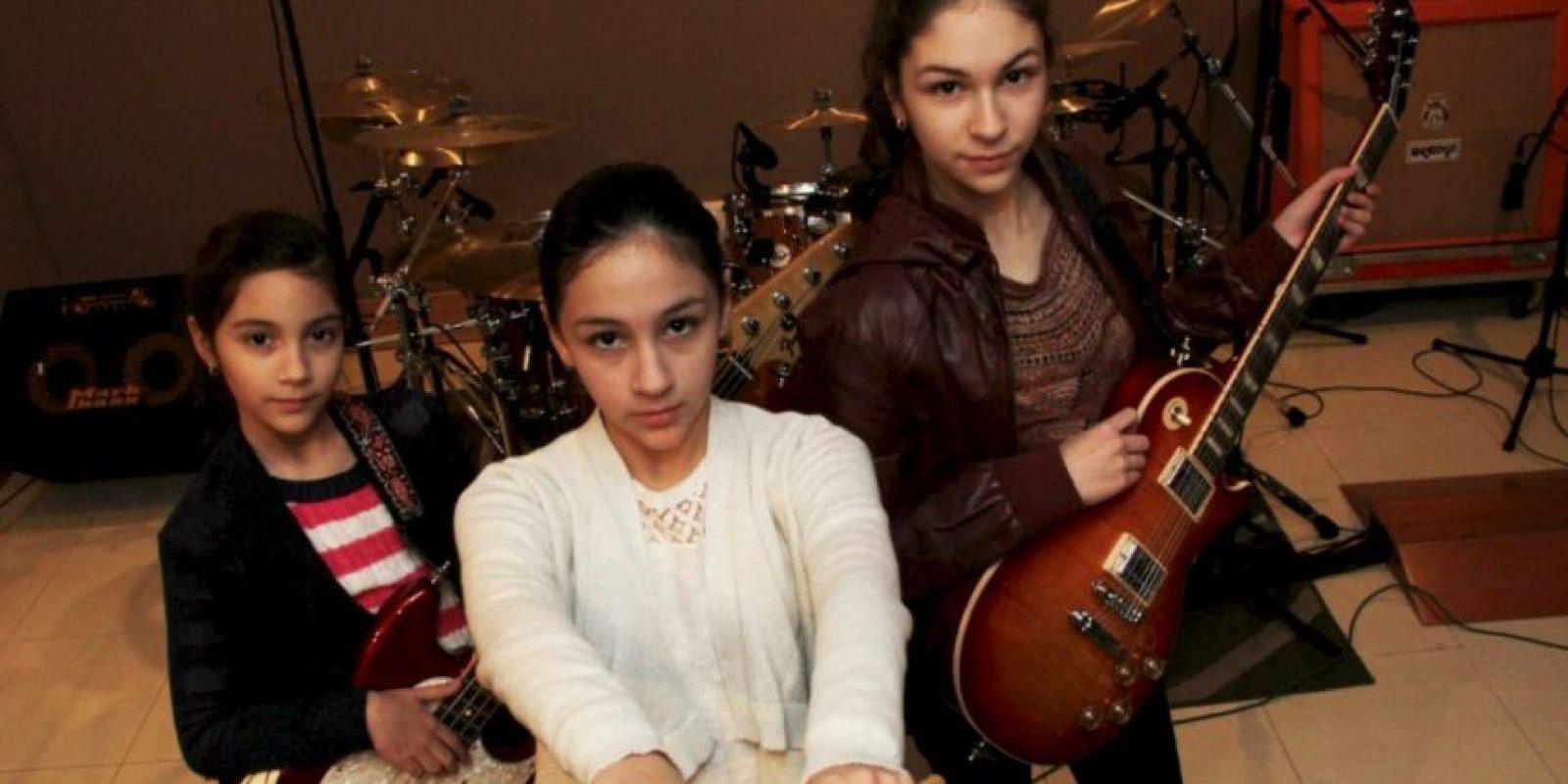 Con respecto a sus gustos musicales, a pesar de que a las tres las une su pasión por el rock, aseguran que sus gustos musicales son amplios y muy variados. Foto:Israel Salazar / Publimetro