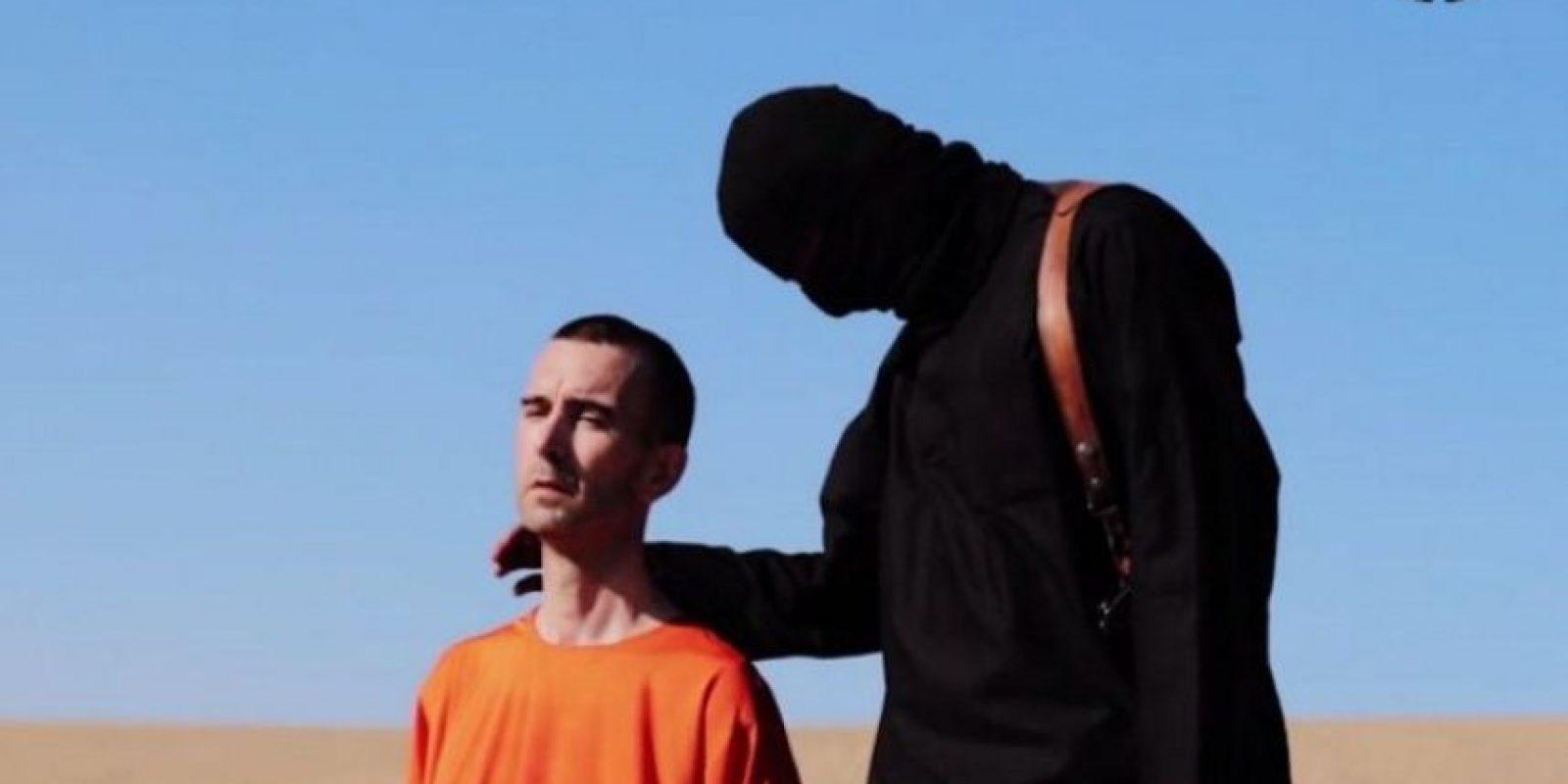 David Haines, trabajador humanitario británico decapitado por ISIS Foto:AFP