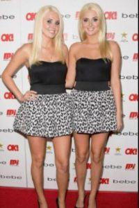 Kristina y Karissa Shannon Foto: Getty Images Foto: Getty Images