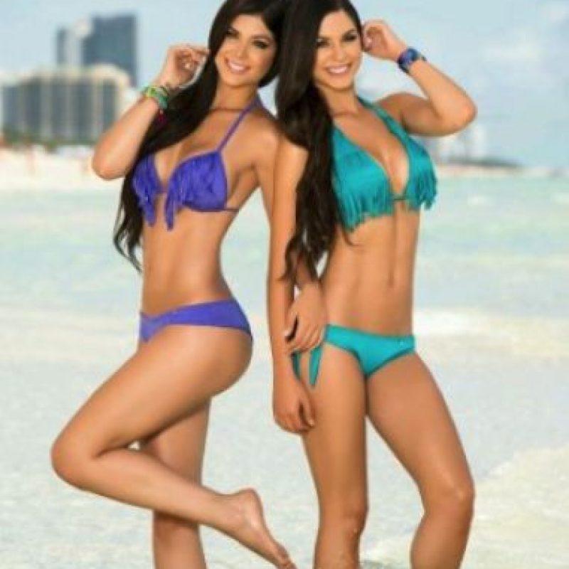 Mariana y Camila Dávalos Foto:Twitter