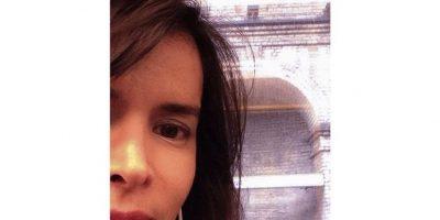 """""""Tuve que empezar a prostituirme"""", escribió la actriz y modelo. Foto:Facebook/Patricia Velásquez"""
