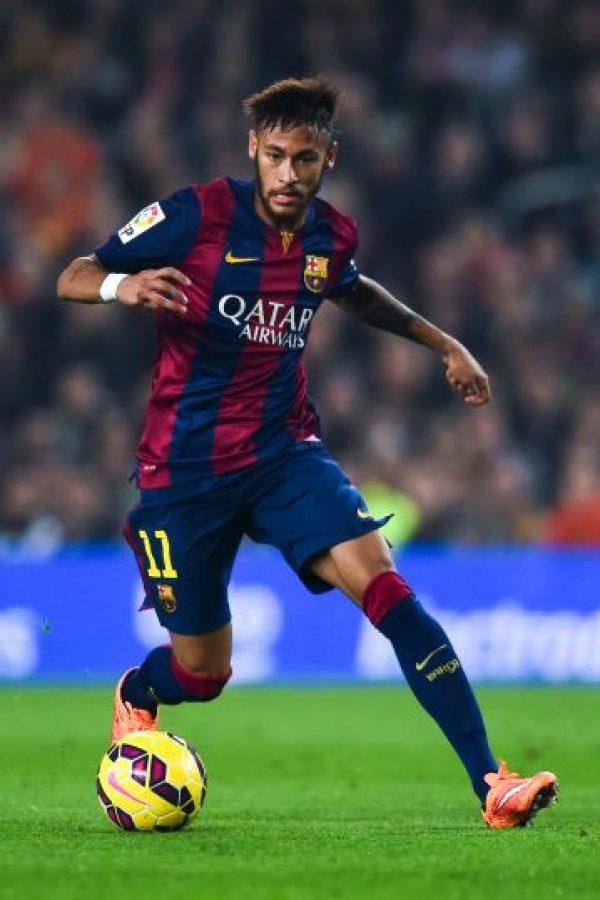 13. Suma 218 goles en partidos oficiales Foto:Getty Images