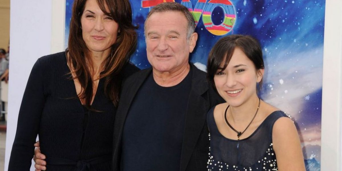 ¡El colmo! Familia de Robin Williams está